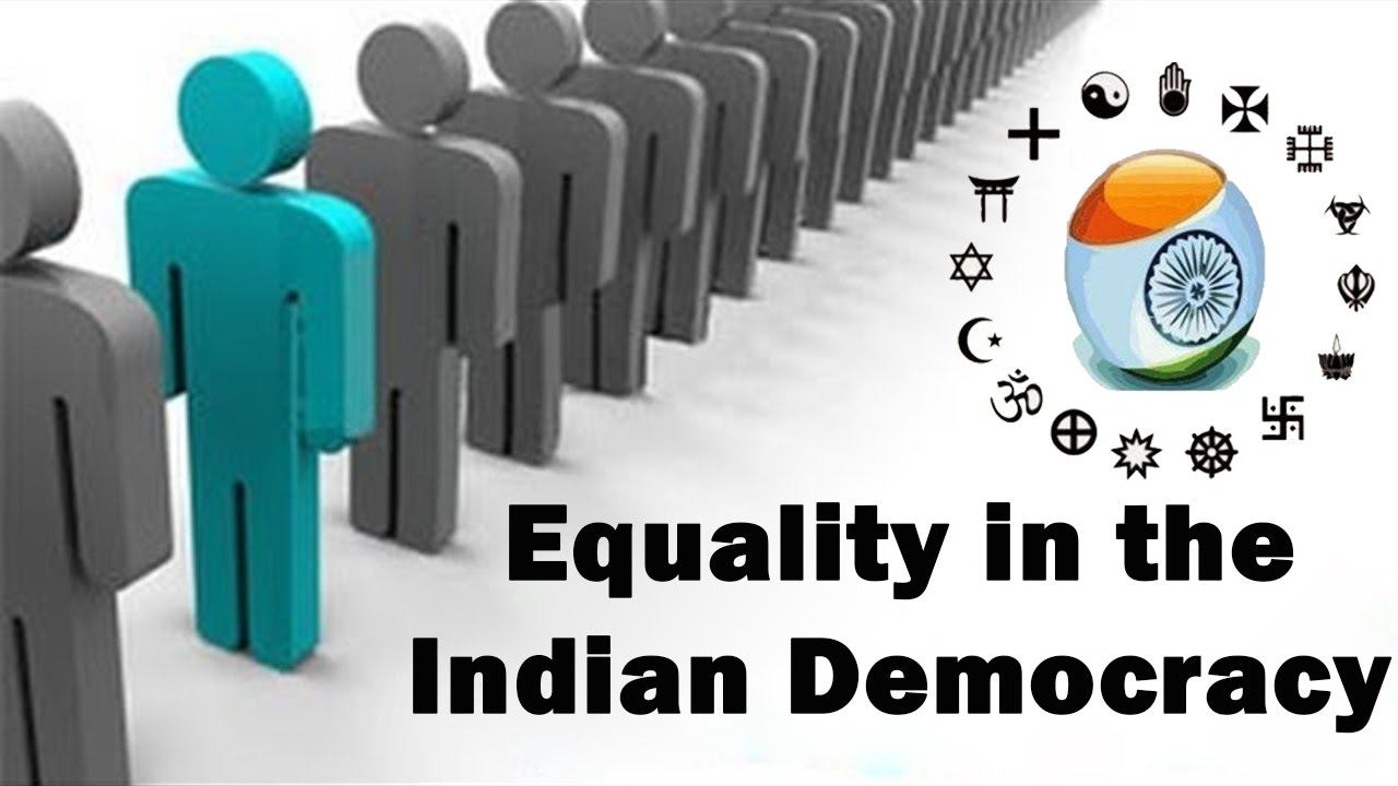 Image result for political equality in india